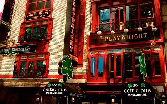 Playwright Irish Pub