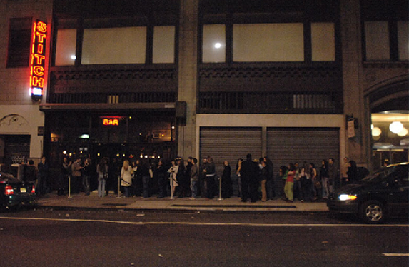 New years eve speed dating london